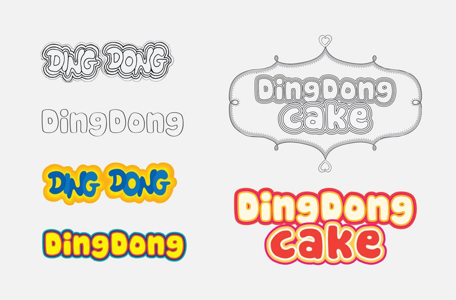 Ding Dong Logo