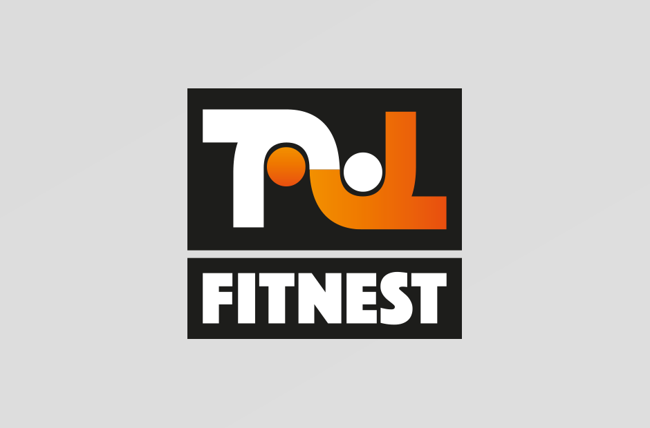 Fitnest Gym and Spa Logo