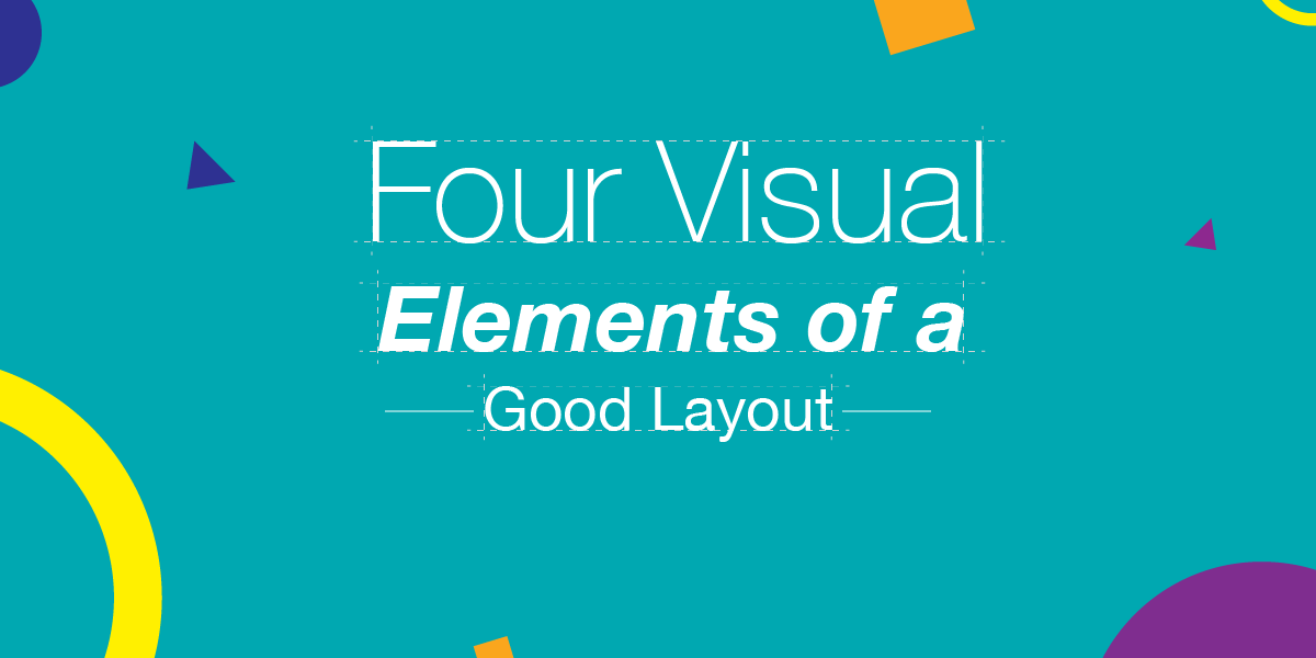 Designbox - 4 visual elements of a good layout